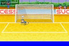 Image in-game du jeu Zen-Nihon Shounen Soccer Taikai 2 - Mezase Nihon-ichi! sur Nintendo GameBoy Advance