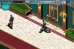 Image in-game du jeu 007 - Everything or Nothing sur Nintendo GameBoy Advance