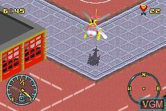 Image in-game du jeu 2-in-1 - Matchbox Missions sur Nintendo GameBoy Advance