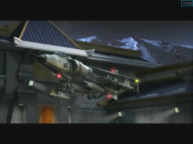 Image du menu du jeu 007 - Everything or Nothing sur Nintendo GameCube