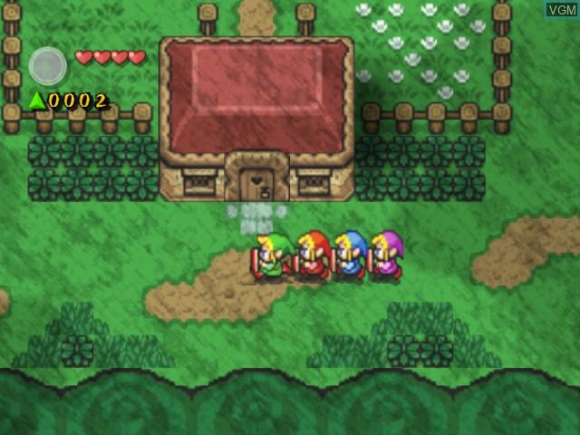 Zelda no Densetsu - 4tsu no Tsurugi Plus