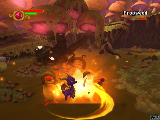 De Legende van Spyro - Een Draak is Geboren