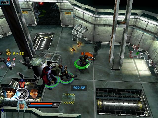 X-Men Legends II - El Ascenso de Apocalipsis
