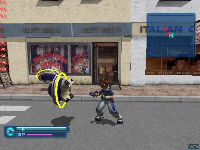 Virtua Fighter Cyber Generation - Judgment Six no Yabou