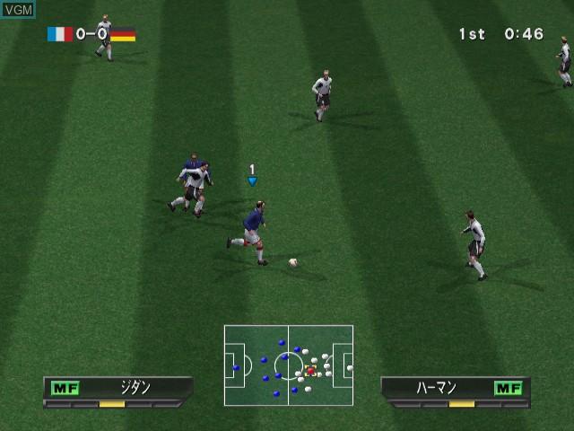 World Soccer Winning Eleven 6 - Final Evolution
