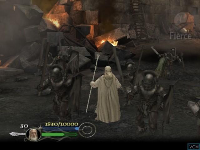 Seigneur des Anneaux, Le - Le Retour du Roi