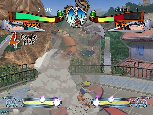 Naruto - Clash of Ninja - European Version