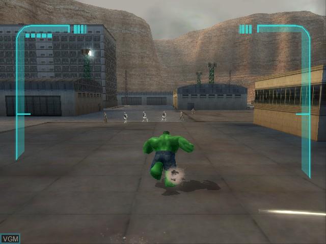 Incredible Hulk, The - Ultimate Destruction