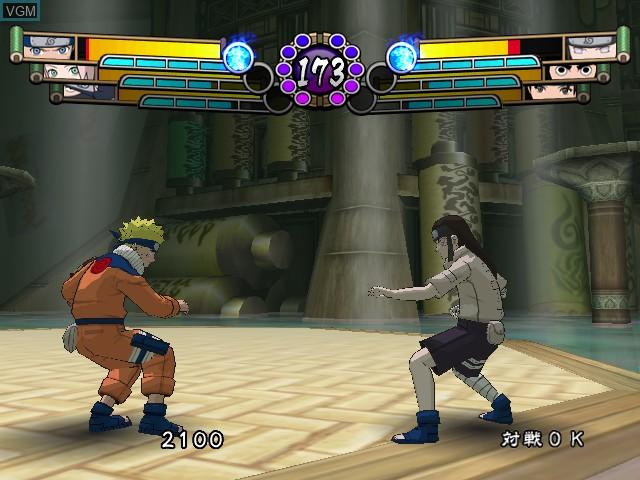 Naruto - Gekitou Ninja Taisen! 4