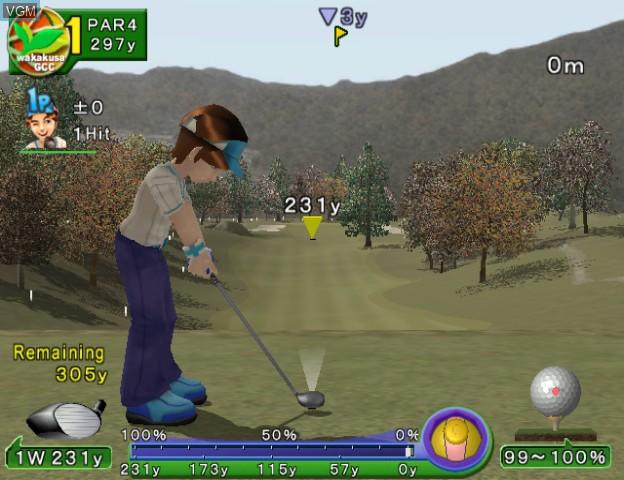 Wai Wai Golf