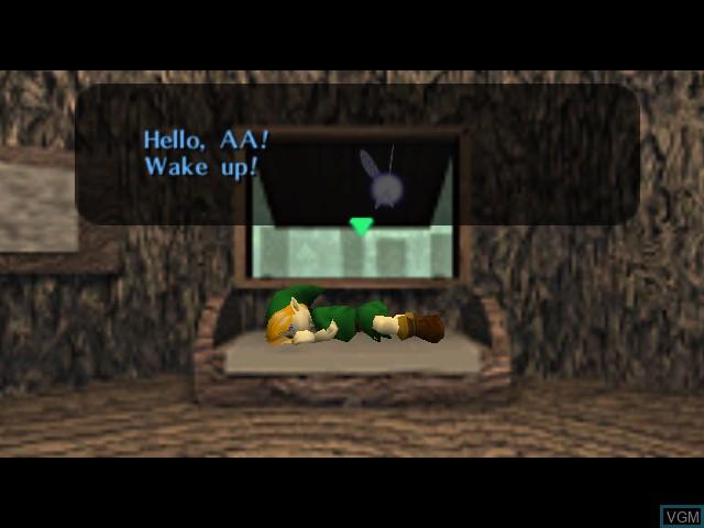 Zelda no Densetsu - Toki no Ocarina GC