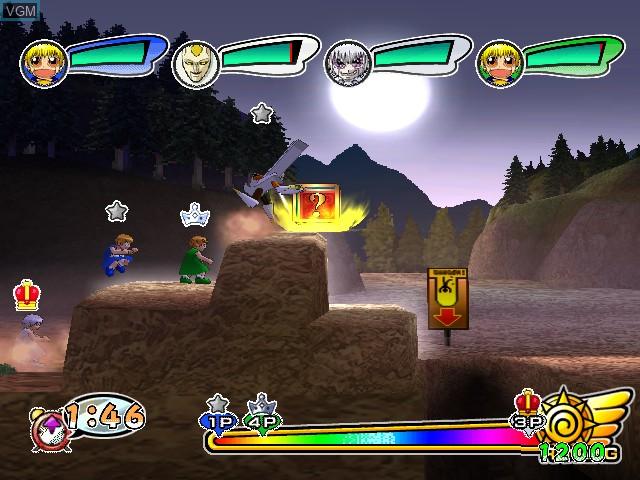 Konjiki no Gashbell!! Go! Go! Mamono Fight!!
