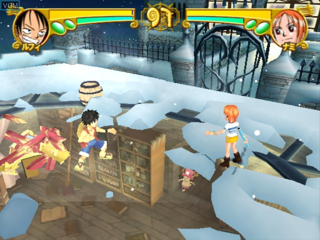 One Piece - Grand Battle! 3