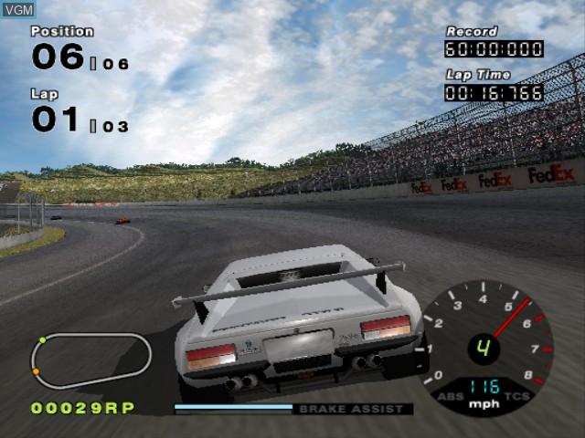 R - Racing Evolution with Pac-Man Vs.