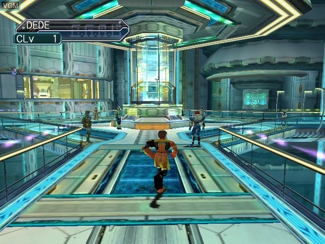 Phantasy Star Online Episode III - C.A.R.D. Revolution