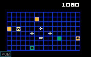 Image in-game du jeu Space Spartans sur Mattel Intellivision