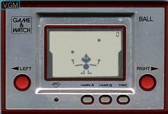 Image in-game du jeu Ball sur Jeux Electroniques