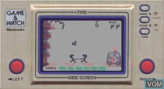 Image in-game du jeu Fire sur Jeux Electroniques