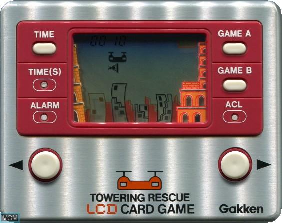 Image in-game du jeu Towering Rescue sur Jeux Electroniques