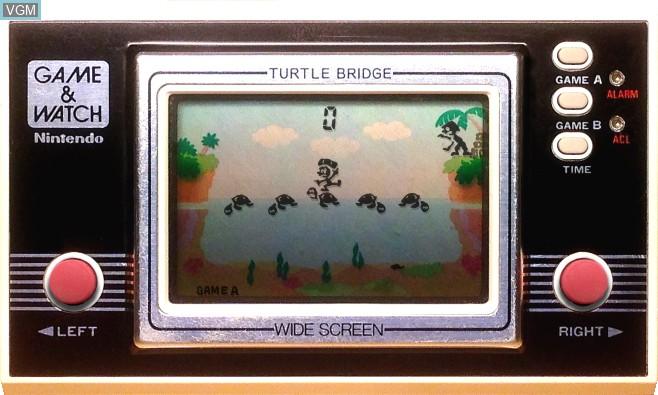 Image in-game du jeu Turtle Bridge sur Jeux Electroniques