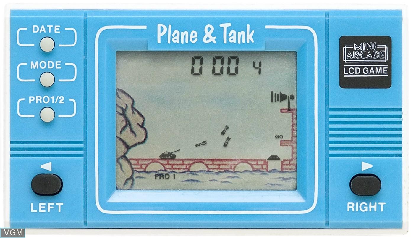 Plane & Tank Battle