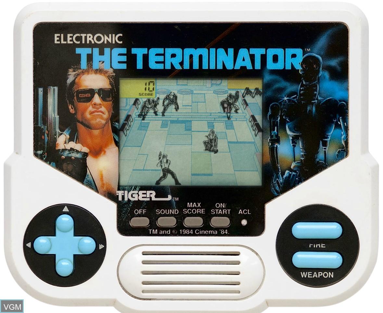 Image in-game du jeu Terminator, The sur Jeux Electroniques