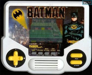 Image in-game du jeu Batman sur Jeux Electroniques
