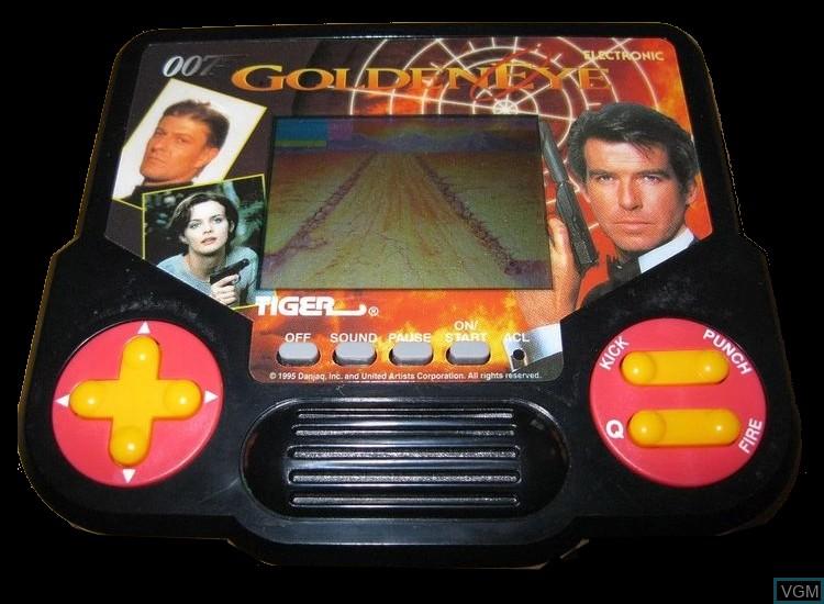Image in-game du jeu 007 - GoldenEye sur Jeux Electroniques