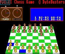 Chess Game 2, The