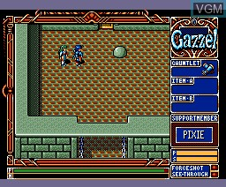 Xak 3 - The Tower of Gazzel