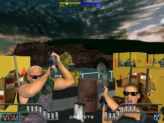 Area 51 / Maximum Force Duo
