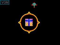 Image du menu du jeu Alex Kidd - The Lost Stars sur Sega Master System