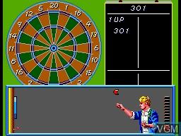 Image in-game du jeu Parlour Games sur Sega Master System