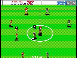 Tecmo World Cup '92