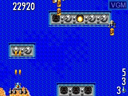 Image in-game du jeu Power Strike 2 sur Sega Master System