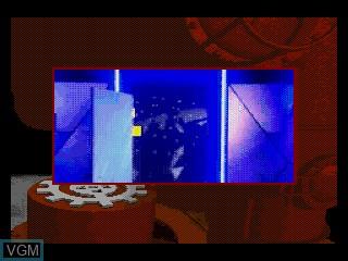 Image du menu du jeu Power Factory Featuring C+C Music Factory sur Sega Mega CD