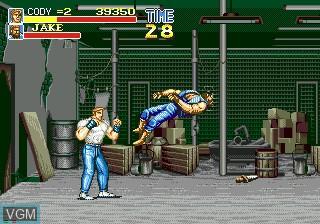 Final Fight CD