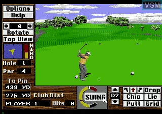 Links the Challenge of Golf