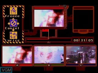 Image in-game du jeu Power Factory Featuring C+C Music Factory sur Sega Mega CD