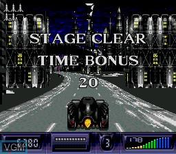 Image in-game du jeu Batman Returns sur Sega Mega CD