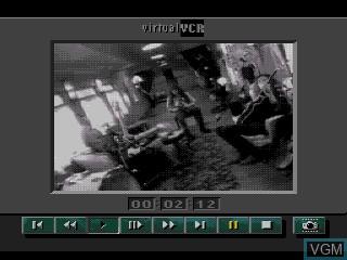 Image in-game du jeu The Colors of Modern Rock sur Sega Mega CD