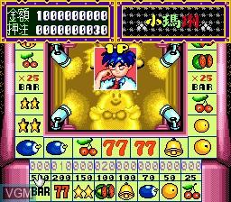 Image du menu du jeu 777 Casino sur Sega Megadrive