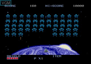 Image in-game du jeu 12-in-1 sur Sega Megadrive