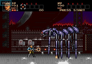 Contra - The Hard Corps