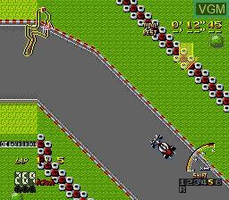 F1 Super License - Nakajima Satoru