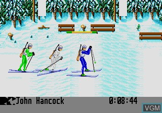 Olympic Winter Games - Lillehammer 94