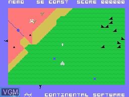 Image in-game du jeu Nemo sur Memotech MTX 512