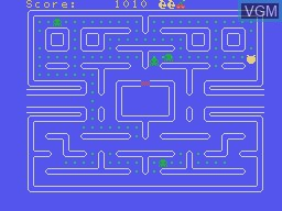 Image in-game du jeu Snappo sur Memotech MTX 512