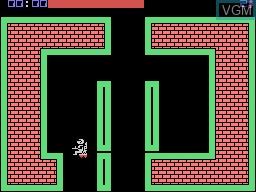 Image in-game du jeu Chamberoids sur Memotech MTX 512