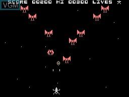 Image in-game du jeu Hawk Wars sur Memotech MTX 512